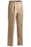 Women's Pleated Pant Khaki Thumbnail