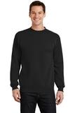 7.8-oz Crewneck Sweatshirt Jet Black Thumbnail