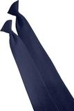 Clip-on Men's Tie Navy Thumbnail