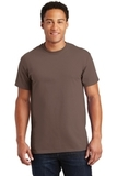 Ultra Cotton 100 Cotton T-shirt Chestnut Thumbnail
