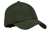 Sueded Cap Olive Thumbnail