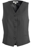 Women's Redwood & Ross Synergy Washable Vest Black Thumbnail