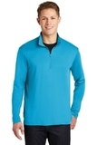 Competitor 1/4-Zip Pullover Atomic Blue Thumbnail