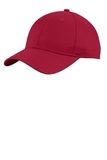 Uniforming Twill Cap Red Thumbnail