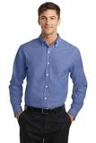 Superpro Oxford Shirt Navy Thumbnail