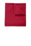 Core Fleece Blanket Rich Red Thumbnail