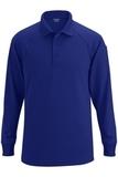 Edwards Tactical Snag Proof Unisex Long Sleeve Polo Shirt Royal Thumbnail