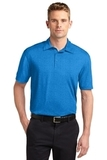 Sport-Tek Heather Contender Polo Blue Wake Heather Thumbnail