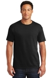 50/50 Cotton / Poly T-shirt Black Thumbnail