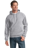 Pullover Hooded Sweatshirt Athletic Heather Thumbnail