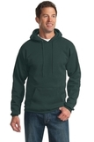 Tall Ultimate Pullover Hooded Sweatshirt Dark Green Thumbnail