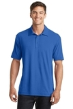 Cotton Touch Performance Polo Strong Blue Thumbnail