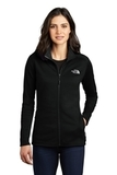 Women's The North Face Skyline Full-Zip Fleece Jacket TNF Black Thumbnail