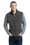 Eddie Bauer Fleece Vest Grey Steel Thumbnail