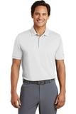 Nike Golf Dri-FIT Smooth Performance Modern Fit Polo White Thumbnail