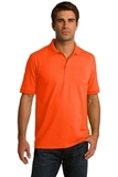 5.5-ounce Jersey Knit Polo Safety Orange Thumbnail