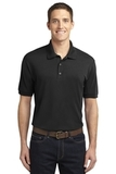 5-in-1 Performance Pique Polo Black Thumbnail