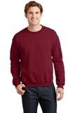 Heavy Blend Crewneck Sweatshirt Cardinal Red Thumbnail