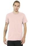 BELLACANVAS Unisex Jersey Short Sleeve Tee Soft Pink Thumbnail