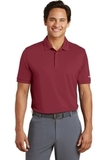 Nike Golf Dri-FIT Smooth Performance Modern Fit Polo Team Red Thumbnail