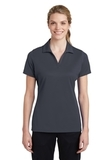 Women's Sport-Tek PosiCharge RacerMesh Polo Graphite Thumbnail