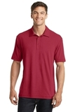Cotton Touch Performance Polo Chili Red Thumbnail