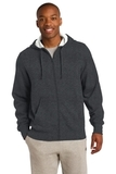 Full-zip Hooded Sweatshirt Graphite Heather Thumbnail