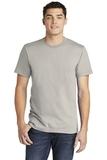 American Apparel Fine Jersey T-Shirt New Silver Thumbnail