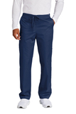 WonderWink Unisex Short WorkFlex Cargo Pant Navy Thumbnail