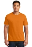 50/50 Cotton / Poly T-shirt Tennessee Orange Thumbnail