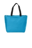 Essential Zip Tote Turquoise Thumbnail