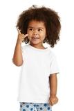 Toddler 5.4-oz 100 Cotton T-shirt White Thumbnail