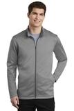 Nike Golf Therma-FIT Full-Zip Fleece Dark Grey Heather Thumbnail