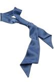 Women's Herringbone Neckerchief Blue Thumbnail
