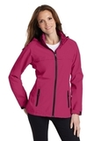 Women's Torrent Waterproof Jacket Dark Fuchsia Thumbnail
