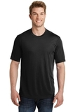 Sport-Tek PosiCharge Competitor Cotton Touch Tee Black Thumbnail