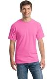 Heavy Cotton 100 Cotton T-shirt Azalea Thumbnail