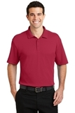 Silk Touch Interlock Performance Polo Rich Red Thumbnail