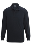 Edwards Tactical Snag Proof Unisex Long Sleeve Polo Shirt Navy Thumbnail
