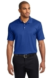 Performance Fine Jacquard Polo Shirt Hyper Blue Thumbnail