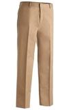 Men's Flat Front Pant Khaki Thumbnail