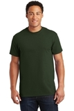 Ultra Cotton 100 Cotton T-shirt Forest Thumbnail