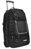 OGIO Pull-through Rolling Suitcase Black Thumbnail