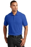 Tall Core Classic Pique Polo True Royal Thumbnail