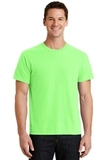 Pigment-dyed Tee Neon Green Thumbnail