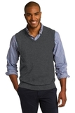 Sweater Vest Charcoal Heather Thumbnail