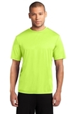 Essential Performance Tee Neon Yellow Thumbnail