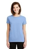 Women's Ultra Cotton 100 Cotton T-shirt Light Blue Thumbnail