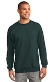 Tall Ultimate Crewneck Sweatshirt Dark Green Thumbnail