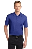 Sport-Tek Heather Contender Polo Cobalt Heather Thumbnail